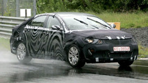 New Roewe 450 Spotted Again