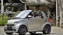Smart ForTwo Brabus 10th anniversary edition 20.7.2012