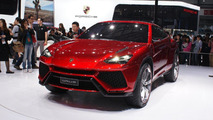 Audi boss says Lamborghini Urus will be out in 2018, Q8 considered