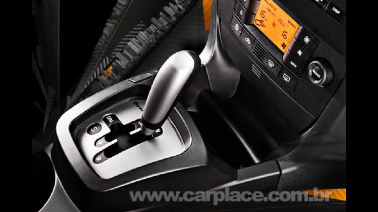 Nova Fiat Palio Weekend e Novo Siena ganharão câmbio automatizado Dualogic