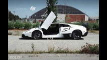 SR Auto Group Lamborghini Murcielago LP670-4 SV White Wing