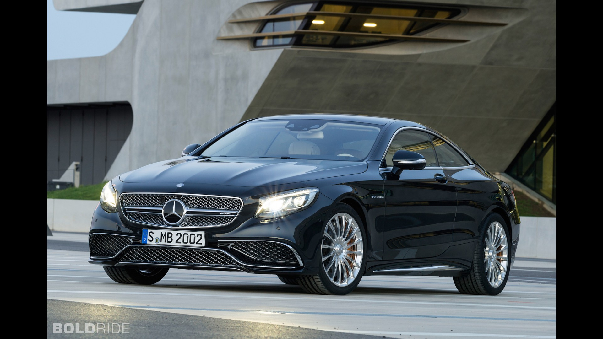 Mercedes benz s65 amg coupe for Mercedes benz amg hatchback price