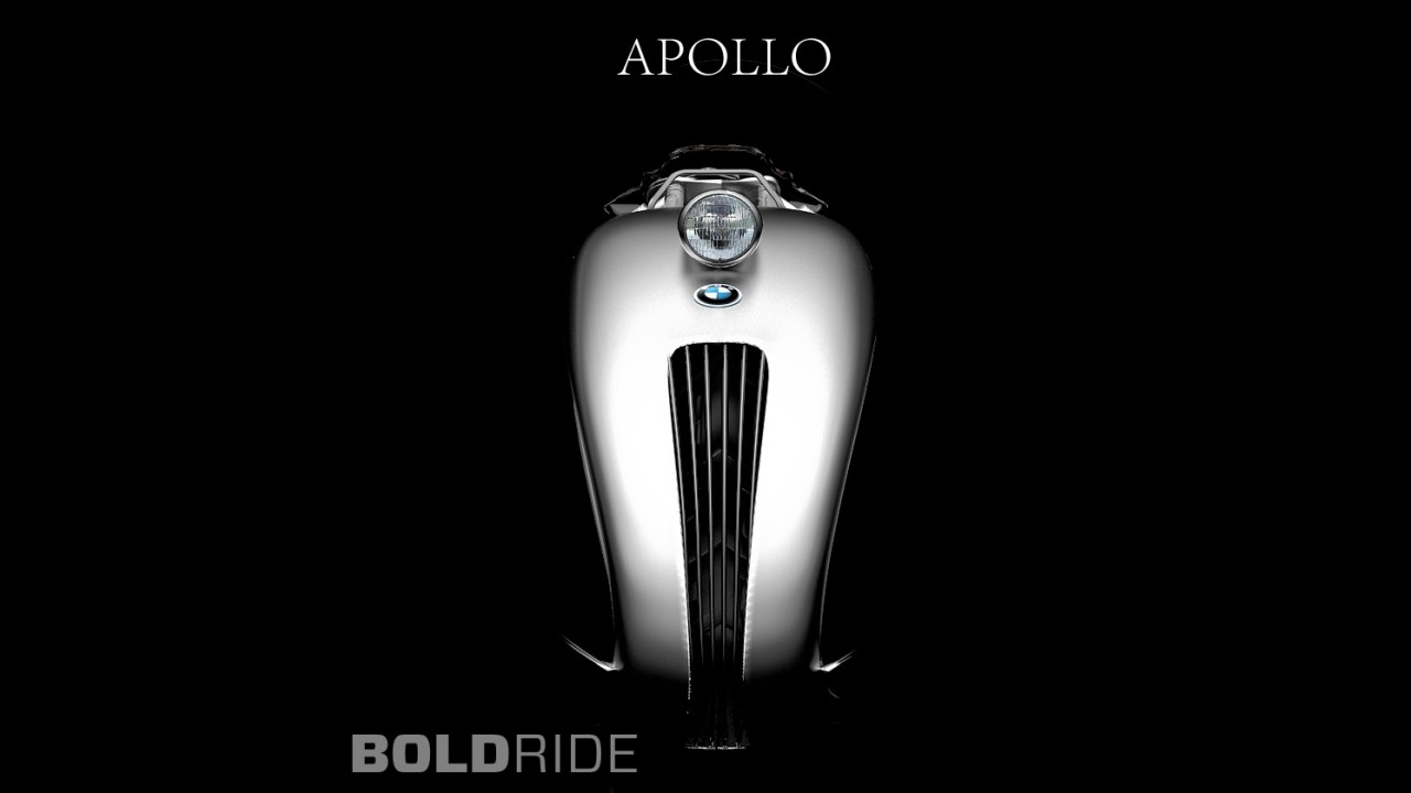 BMW Apollo Streamliner Concept