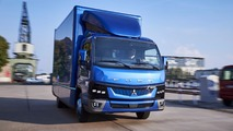 Latest Fuso eCanter light-duty EV truck revealed
