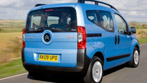 New Citroen Nemo Multispace Introduced
