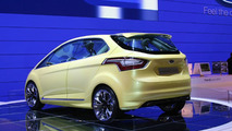 Ford working on B-Max compact minivan for Geneva debut