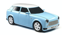 All-Electric Trabant Prototype Headed for Frankfurt
