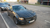 SPIED: New Mercedes SLK... or is it the baby SLS AMG?
