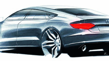 Audi A5 Sportback officially revealed in depth