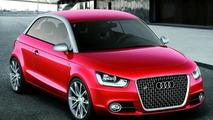 Audi A1 Metroproject Quattro -konsepti