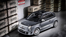 Abarth 500C Essesse & Abarth Punto Evo Essesse revealed