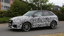 2015 Audi RS Q3 spied for the first time