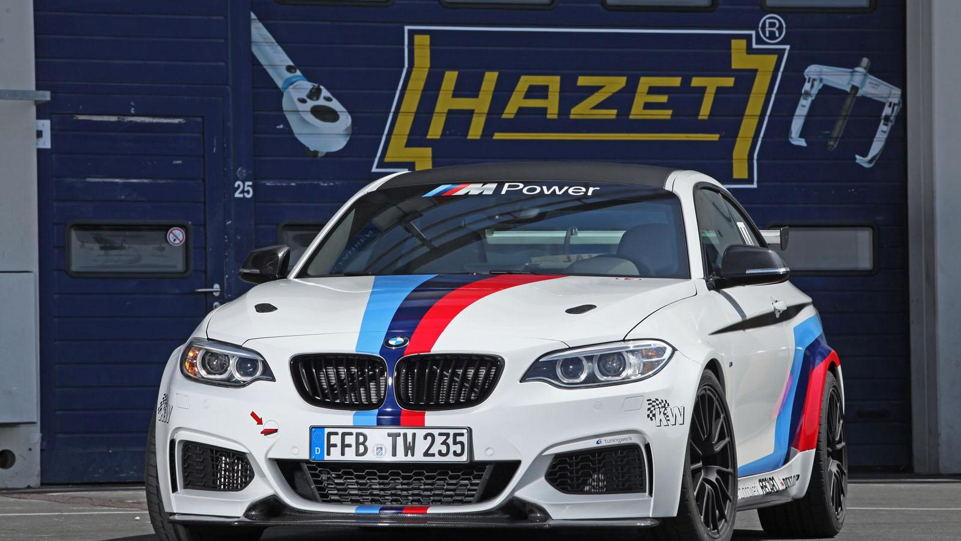 Tuningwerk BMW M235i RS unveiled with 444 bhp