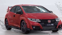 Honda Civic Type R returns in first official image