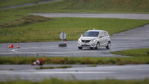 2016 Opel Karl / Vauxhall Viva spied with less disguise