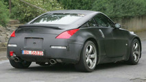 Next generation Nissan 350Z mule