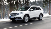 Honda CR-V with 1.6 i-DTEC engine