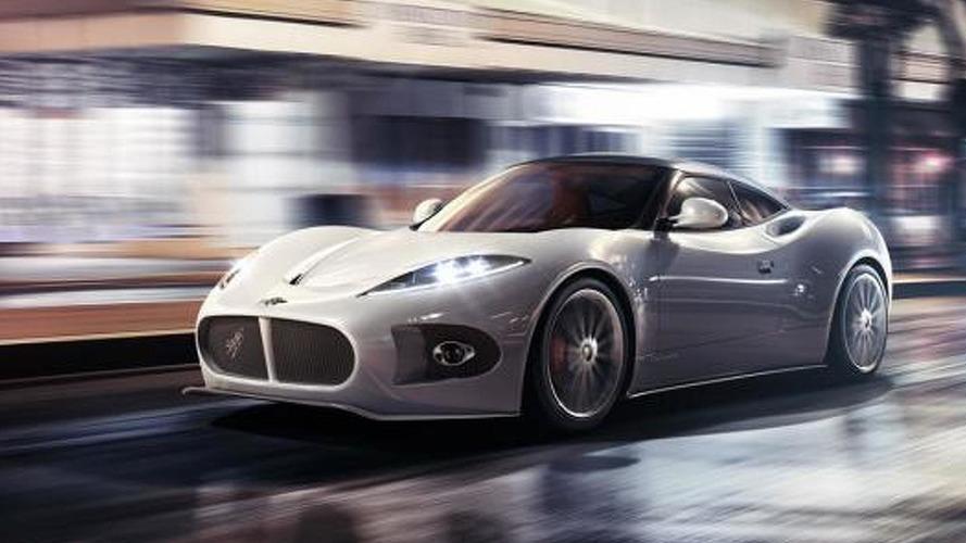 Spyker B6 Venator Spyder announced