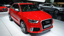 2014 Audi RS Q3 live in Geneva 06.3.2013