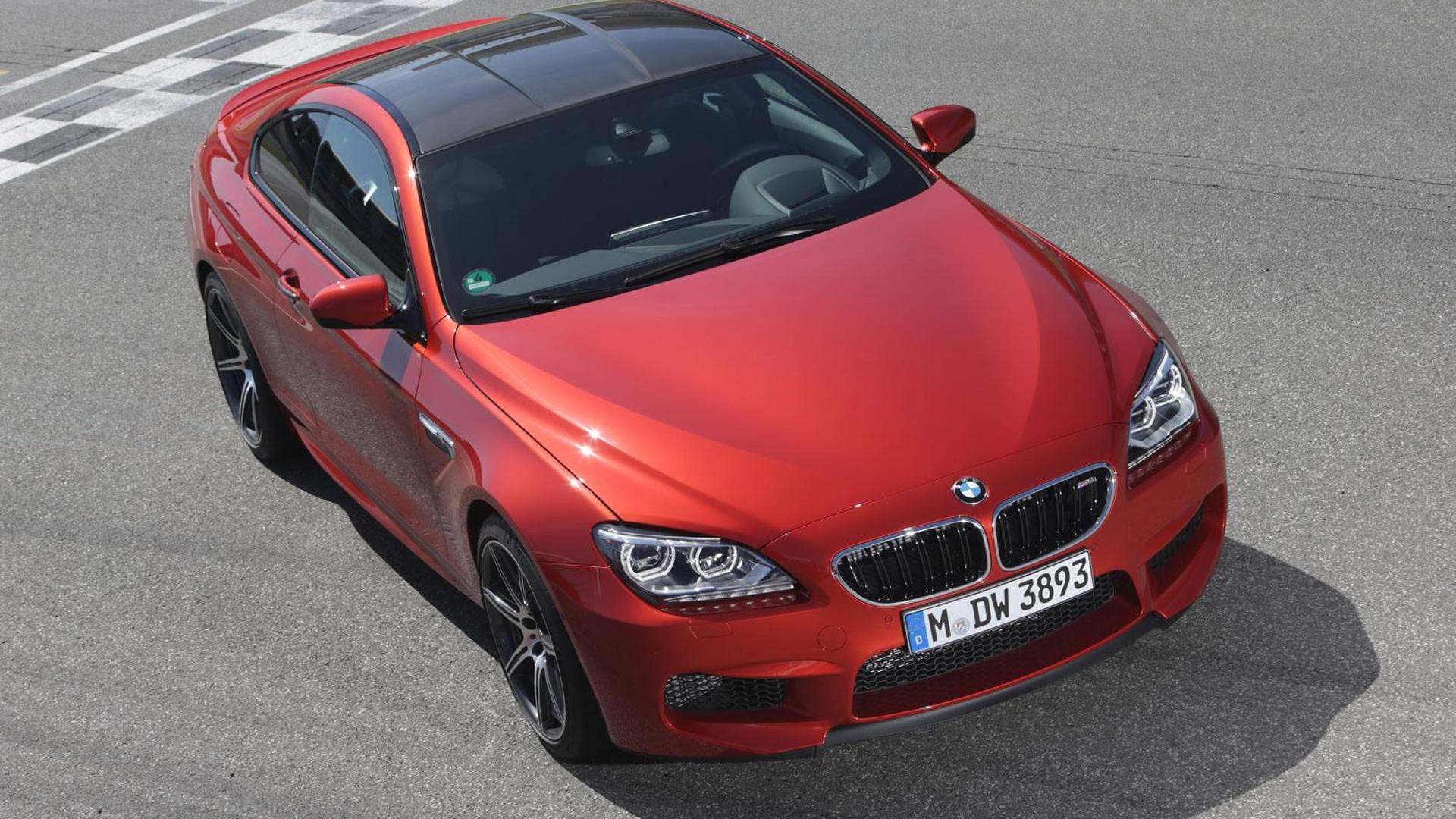 2014 BMW M5 and M6 lineup launched with optional Competition Package