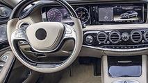 2014 Mercedes-Benz S-Class interior photo