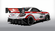 Carlsson SLK 340 Race Car 23.1.2013