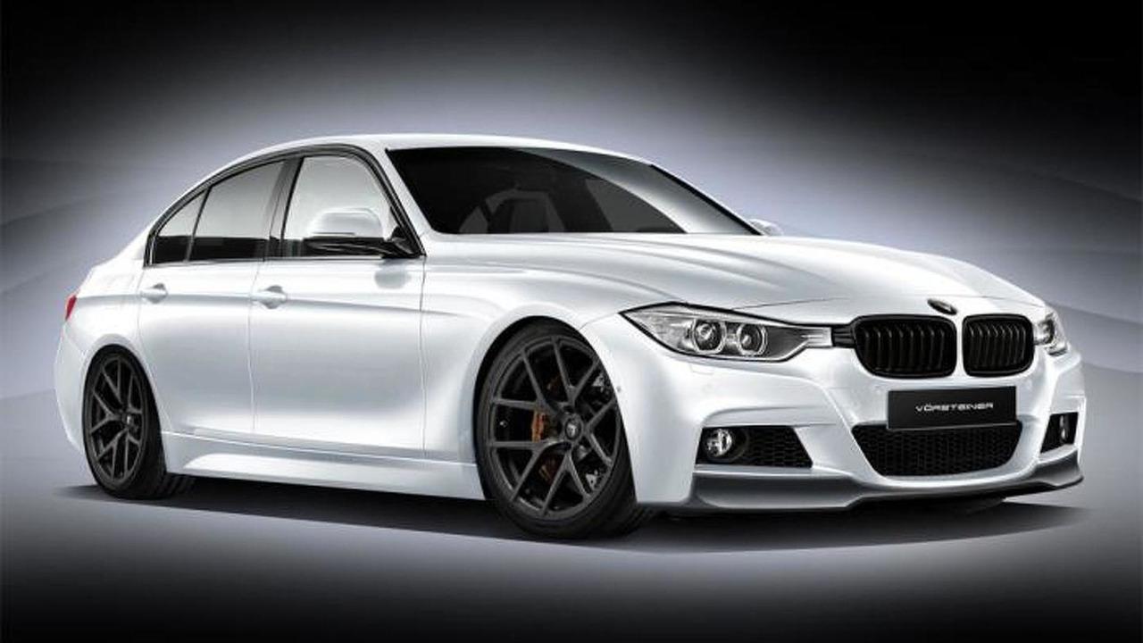 BMW 3-Series by Vorsteiner 04.6.2013