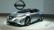 Nissan IDS concept unveiled with electric powertrain and autonomous driving tech [videos]