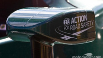 FIA Road Safety ELMS Donington 2012