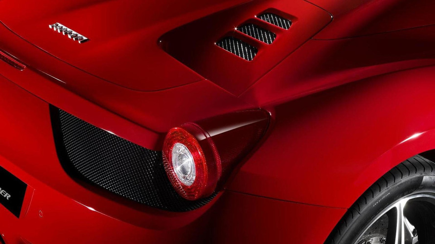 Ferrari 458 Spider officially revealed [video]