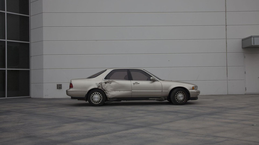 Ludacris' 1993 Acura Legend to be restored & customized for SEMA