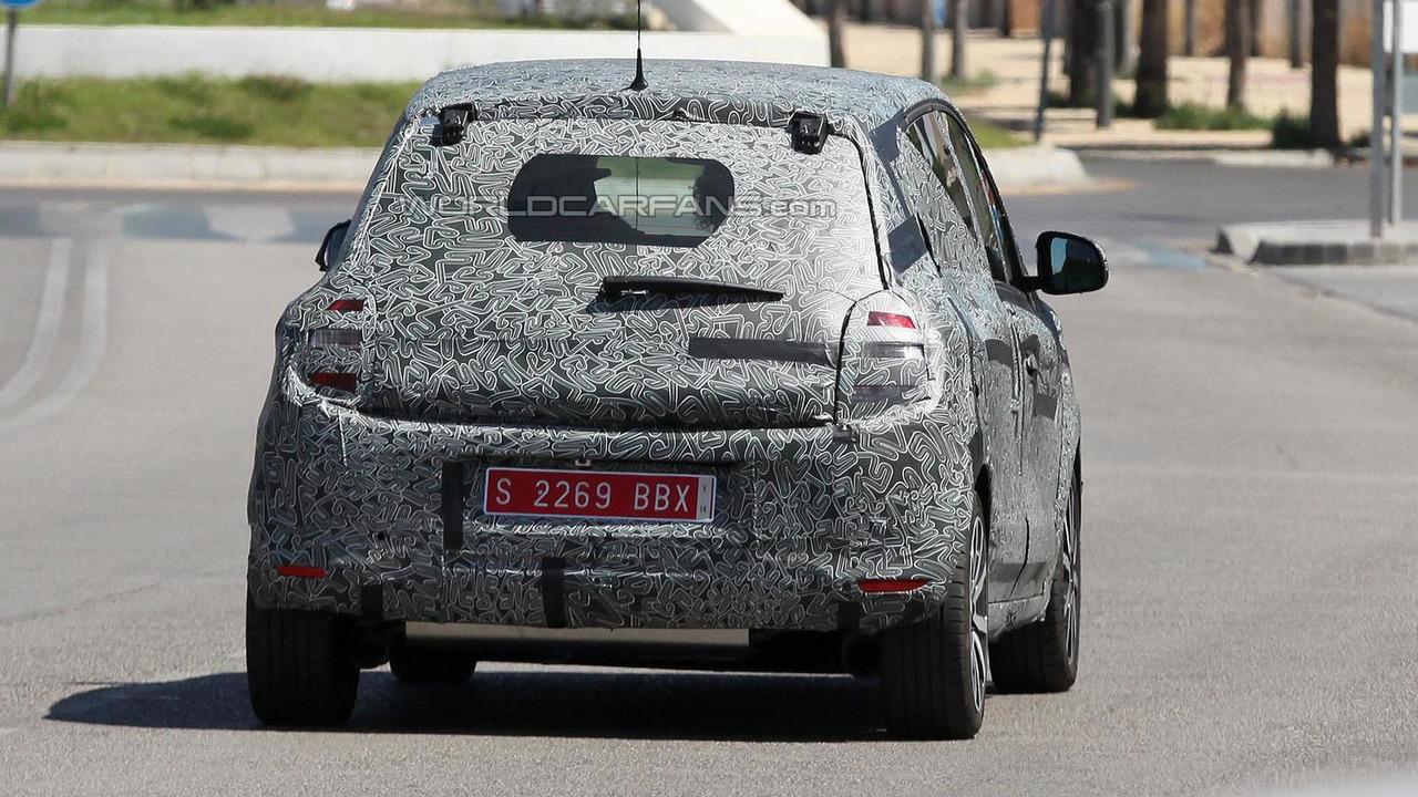 2014 Renault Twingo spy photo 05.09.2013