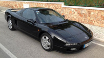 1992 Honda NSX owned by Aryton Senna headed for auction