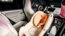 Volkswagen Mama Up! concept revealed, designed for mothers with infants