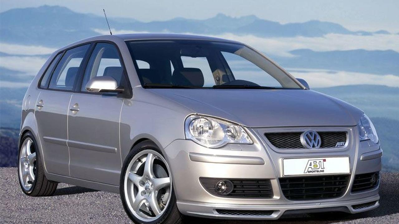 Volkswagen 2005 Polo by Abt Sportsline