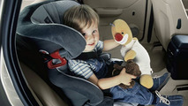 Mercedes-Benz child seat: KID model
