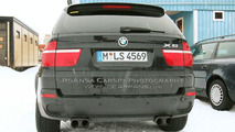Latest BMW X5 4.8iS Spy Photos