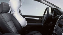 Mercedes-Benz A-Class now equipped with new side airbags offering double protection