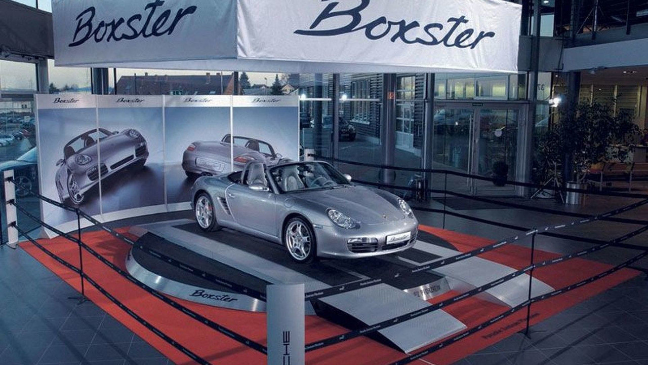 Porsche Boxster Second Generation