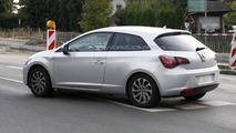 2013 Seat Leon three-door hatchback spied as Opel Astra