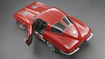 1963 Chevrolet Corvette 29.6.2012