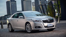 2013 Holden Malibu launched in Australia