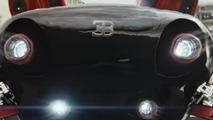 Futuristic Bugatti stars in Elysium [video]