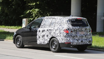 BMW 2-Series Active Tourer seven-seater spy photo