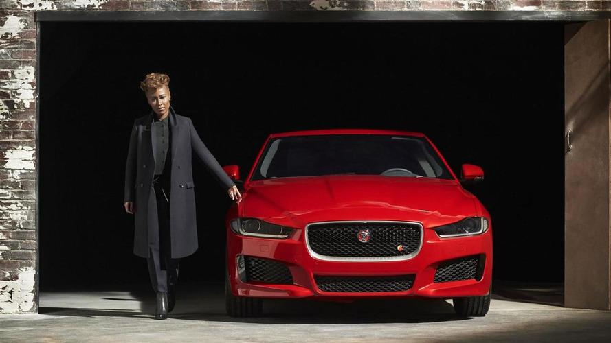 Jaguar XE-S front fascia revealed in full