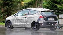 Ford Fiesta Spy Photos