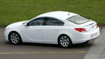 Undisguised Opel Insignia Hatchback Spied