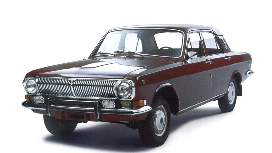 Soviet Cars Were Weird: Volga GAZ-24