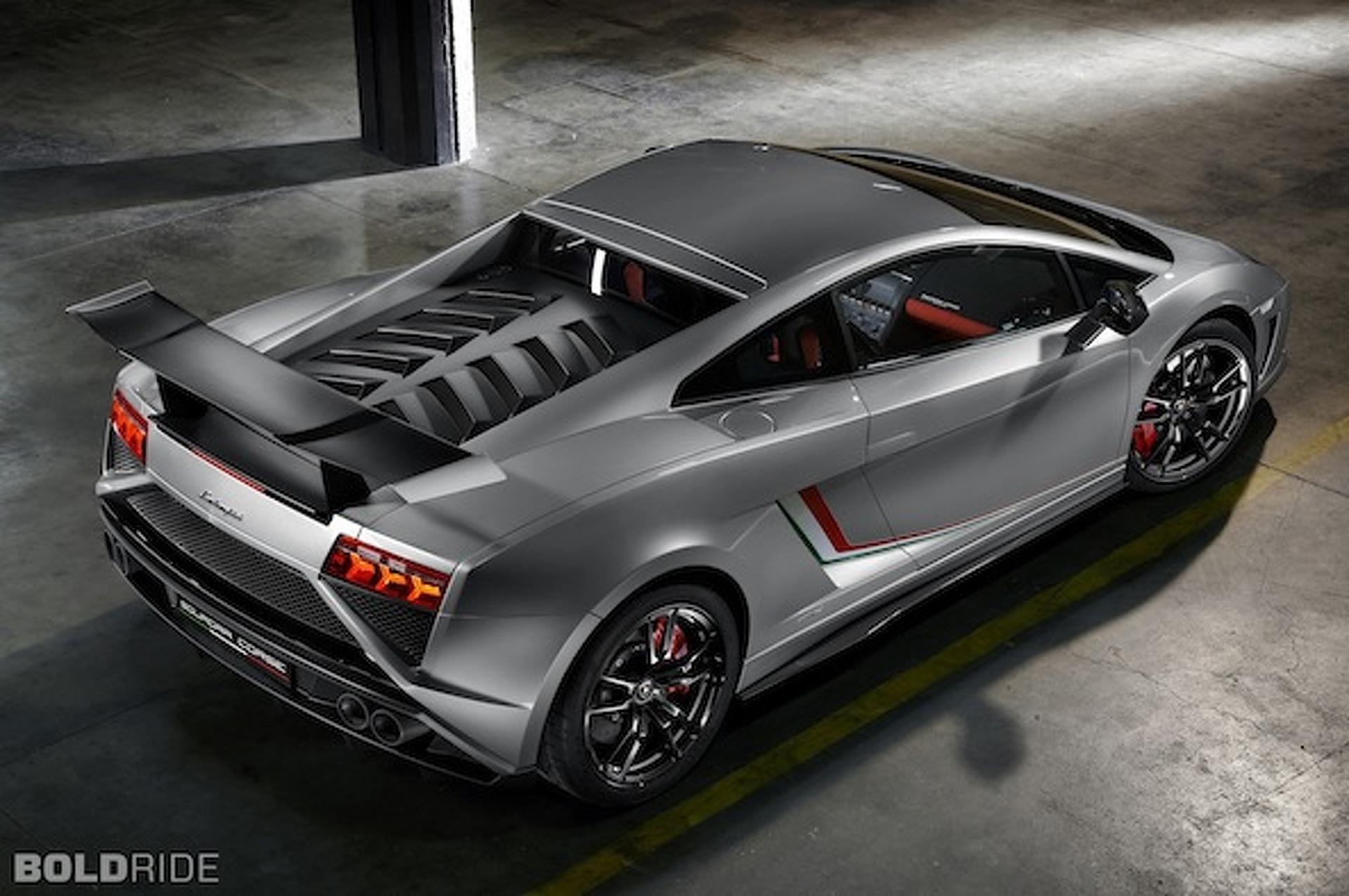 Lamborghini Dishes Out New Photos and Video of Gallardo Squadra Corse