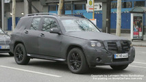 SPY PHOTOS: Mercedes GL Bluetec and GLK